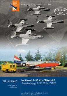 DD48062 T-33 KLu USAFE