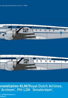 DDC725 KLM L-749