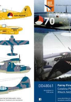 DD48061 Firefly Catalina PBY-5 MLD