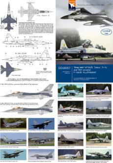 DD48057 NF-5 F-16 KLu
