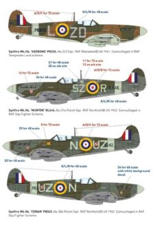 Spitfire instruction