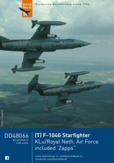 DD48066 Starfighter KLu