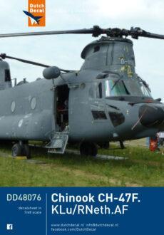 DD48076 Chinook (grey)