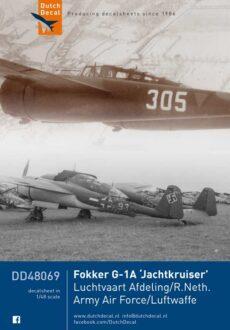DD48069 Fokker G-1 LVA Luftwaffe