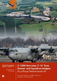 DD72097 C130 Hercules KLu